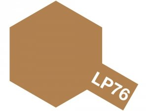 TAMIYA 82176 Lacquer Paint LP-76 Yellow-Brown DAK 1941 10ml