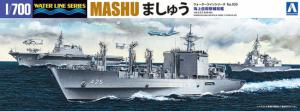 Aoshima 05187 JMSDF Supply Ship Mashu AOE-425 1/700