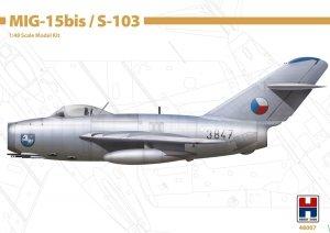 Hobby 2000 48007 MIG-15bis / S-103 1/48