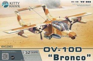 Kitty Hawk 32003 OV-10D Bronco 1/32