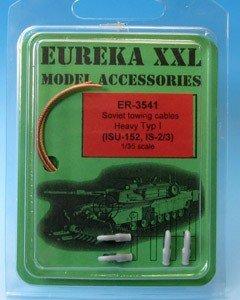Eureka XXL ER-3541 JS-2/3, JSU-152 - Typ ciężki I 1:35