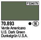 Vallejo 70893 U.S. Dark Green (95)