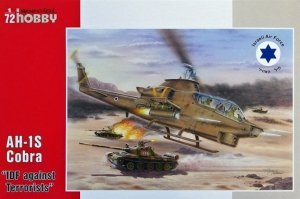 Special Hobby 72277 AH-1S Cobra IDF Against Terrorists (1:72)