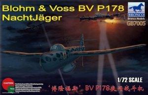 Bronco GB7005 Blohm Voss BV P178 NachtJager
