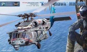 Kitty Hawk 50015 Knighthawk MH-60S w/ M197 Cannon 1/35