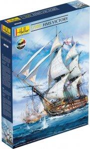 Heller 58897 HMS Victory - Starter Kit  1/100