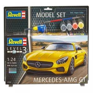 Revell 67028 Mercedes-AMG GT Model Set (1:24)