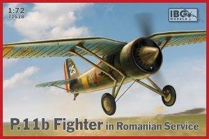 IBG 72518 P.11b Fighter in Romanian Service 1/72