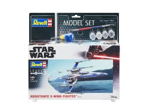 Revell 66744 Model Set Star Wars Resistance X-Wing Fighter 1/50