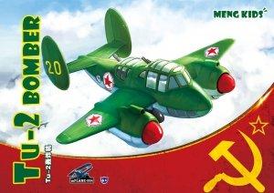 Meng Model mPLANE-004 Tu-2 Bomber