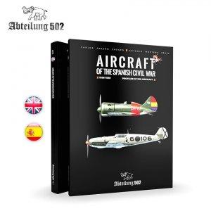 502 Abteilung ABT713 AIRCRAFT OF THE SPANISH CIVIL WAR 1936-1939