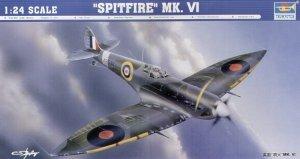 Trumpeter 02413 Spitfire MK.VI (1:24)