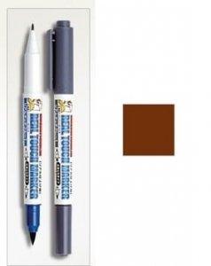 Gunze Sangyo GM407 Real Touch Marker Brown 1