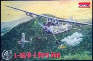 Roden 619 Cessna L-19/O-1 Bird Dog 1/32
