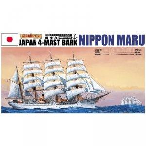 Aoshima 04109 Sailing Nippon Maru 1/350