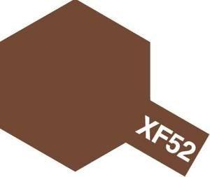 Tamiya XF52 Flat Earth (81752) Acrylic paint 10ml