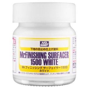 Mr.Hobby SF-291 Mr.Finishing Surfacer 1500 White
