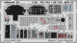 Eduard 491161 MiG-15 HOBBY 2000/ BRONCO 1/48