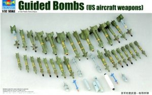 Trumpeter 03304 US Guided bombs (US aircraft weapons) 1/32