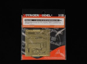Voyager Model PEA106 Stowage Bins for Pz.Kpfw.38(t) Pattern2 (For DRAGON 6290) 1/35