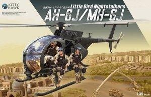 Kitty Hawk 50002 AH-6M/MH-6M Little Bird 1/35