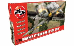 Airfix 19003 Hawker Typhoon 1B - Car Door 1:24