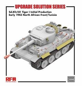 Rye Field Model 2006 TIGER I UPGRADE SOLUTION 1/35