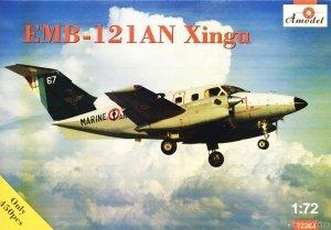 A-Model 72364 EMB-121AN Xingu 1:72