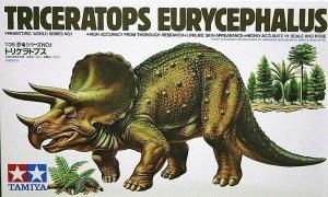 Tamiya 60201 Triceratops Eurycephalus Kit - CW901