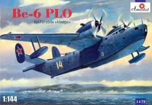 A-Model 01474 Be-6 PLO Nato code Madge 1:144
