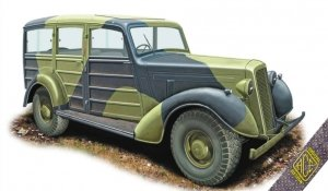 ACE 72551 Super Snipe Station Wagon Woodie 1/72