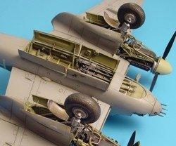 Aires 7099 MOSQUITO FB Mk.VI / NF Mk.II bomb bay 1/72 TAMIYA