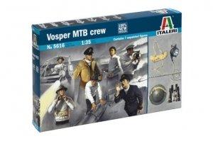 Italeri 5616 VOSPER MTB CREW (1:35)