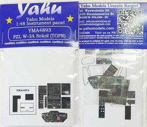 Yahu YMA4893 W-3A Sokol TOPR 1/48