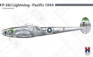 Hobby 2000 72042 P-38J Lightning - Pacific 1944 1/72