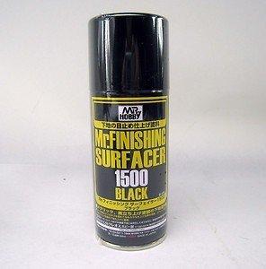 Mr.Finishing Surfacer 1500 Black 170ml (B-526)