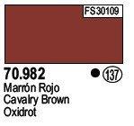 Vallejo 70982 Cavalry Brown (137)