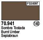 Vallejo 70941 Burn Umber (148)