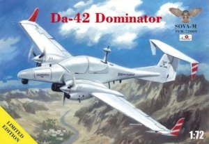 Sova 72009 Da-42 Dominator 1/72
