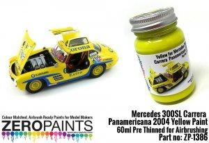 Zero Paints 1386 Mercedes 300SL Carrera Panamericana 2004 60ML