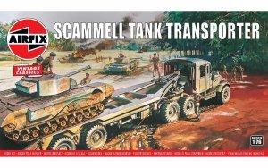 Airfix 02301V Scammell Tank Transporter 1/76