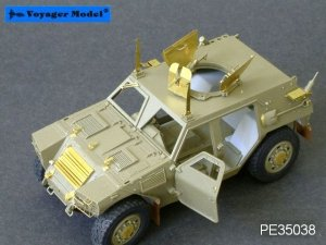 Voyager Model PE35038 Japan Japan Light Armored Vehicle 1/35