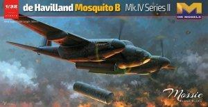 Hong Kong Models 01E015 de Havilland Mosquito B.IV Series II 1/32