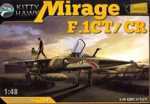 Kitty Hawk 80111 Mirage F.1CT / CR (1:48)