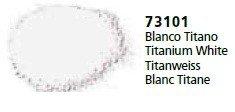 Vallejo 73101 Titanium White