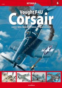 Kagero 41006 Vought F4U Corsair  EN/PL
