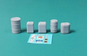 Eureka XXL E-067 Chemical Storage Containers #2 1/35