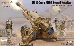 Merit 61602 US M198 155mm Howitzer (1:16)