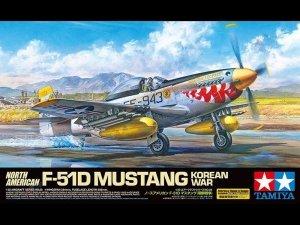 Tamiya 60328 F-51D Mustang Korean War 1/32