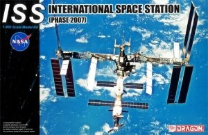 Dragon 11024 International Space Station (Phase 2007) 1/400